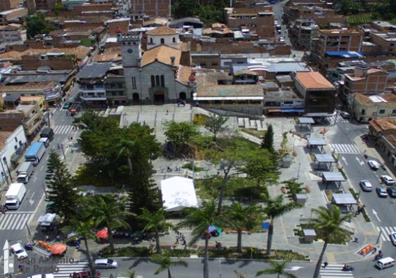 Está Es La Importancia Del Renovado Parque De San Antonio De Prado.