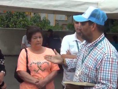 Alcaldía Realiza Acompañamiento A Población Del Barrio Los Mesas Por Construcciones Sin Licencia