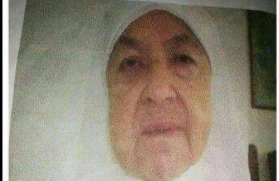 Religiosa Maria Dolores Hogar San Jose De La Estrella Desaparecida