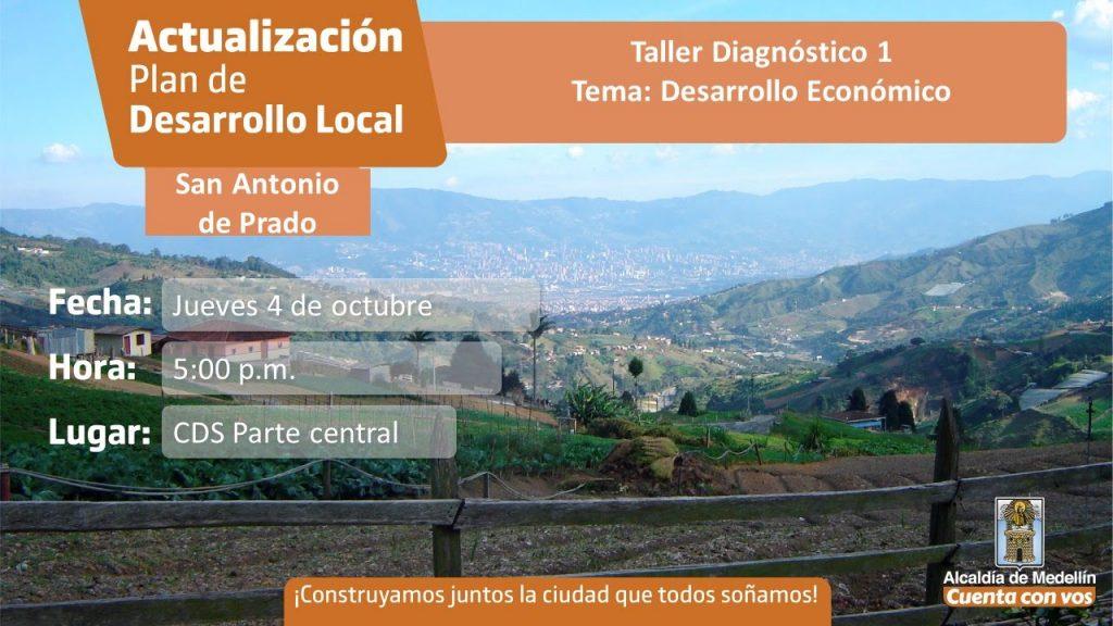 Actualización Plan De Desarrollo Local