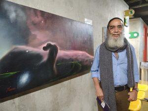 Exposición Artística Maestro Anibal Madrigal @ UVA El Paraíso  San Antonio de Prado