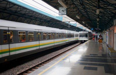 Metro De Medellín – Prueba En La Línea A Para Aumentar La Capacidad Del Transporte
