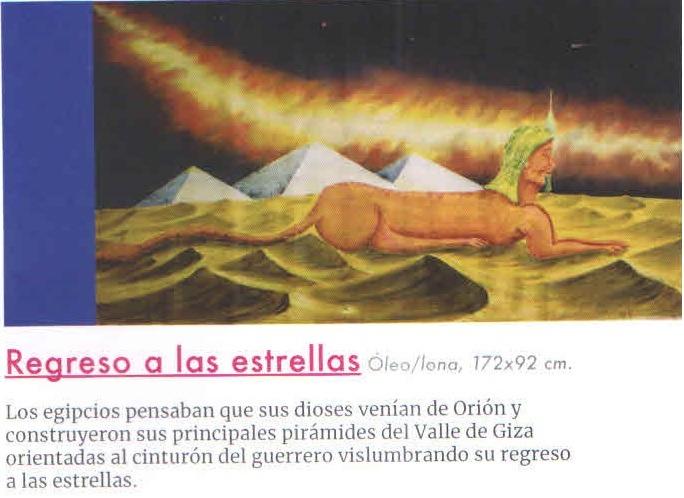 Regreso A Las Estrellas  Exposicion Anibal Madrigal