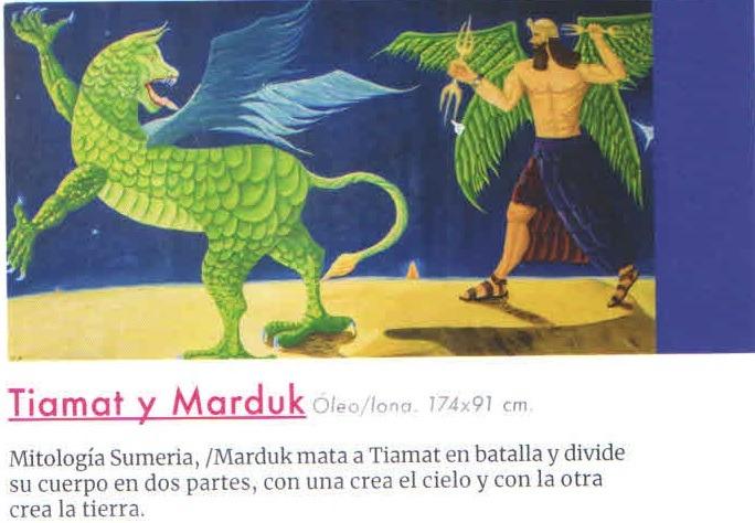 Tiamat Y Marduk