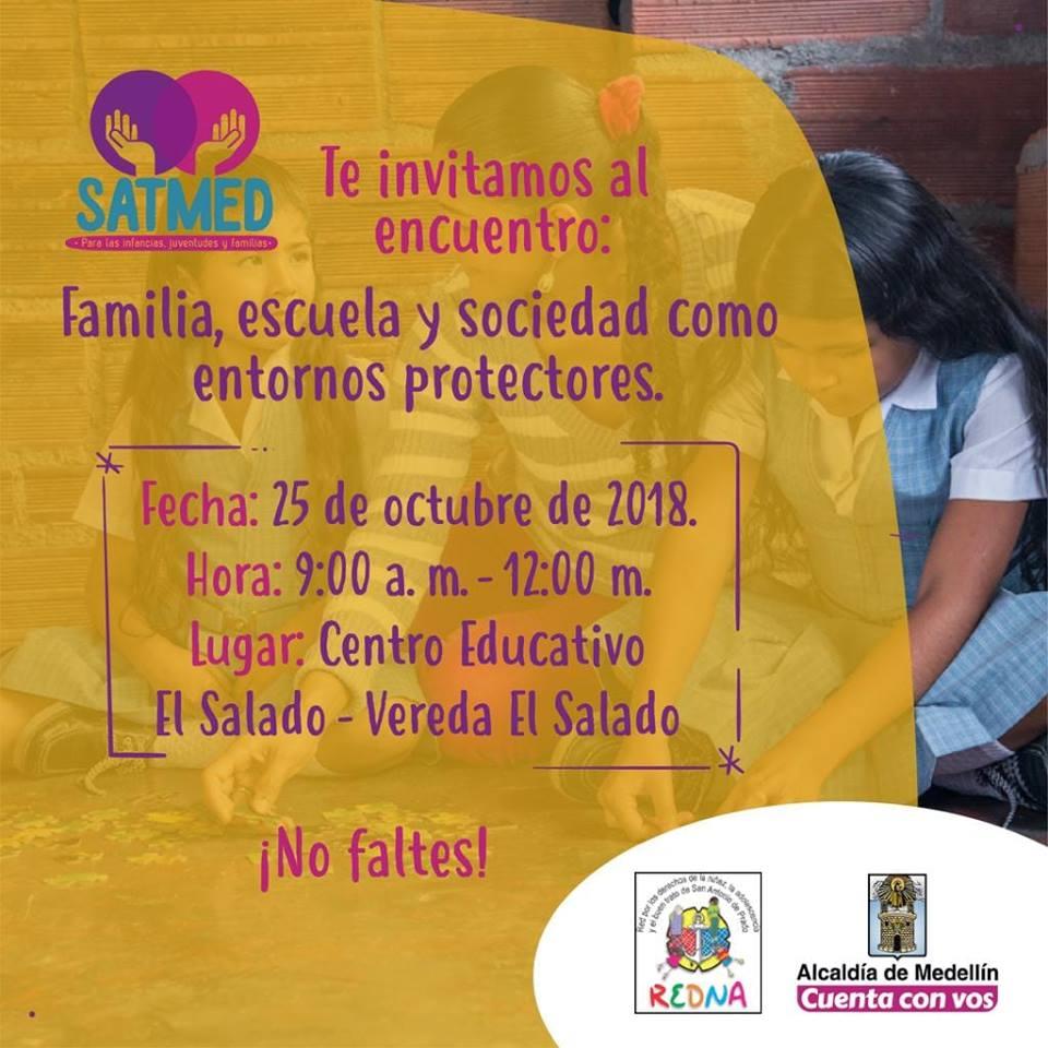 Familia Escuela Y Sociedad.