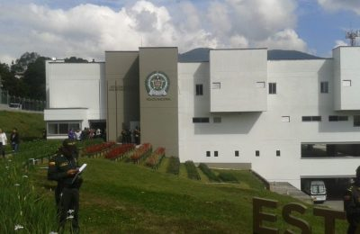 Se Inaugura En San Antonio De Prado La Estación De Policía Mas Moderna De La Ciudad