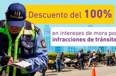 Descuento Infracciones Secretaria De Transito De Envigado