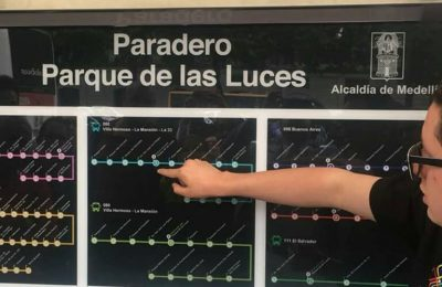 Paraderos Inteligentes En Medellín