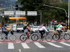 La bicicleta se proyecta como nuevo modelo de transporte sostenible en el valle de aburra