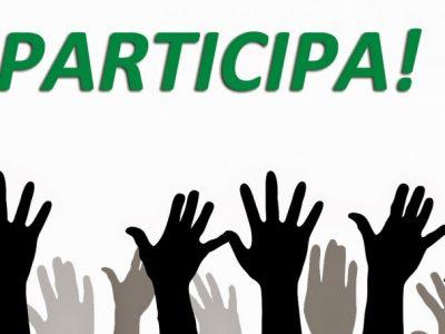 Hasta El 13 De Julio Se Recibirán Postulaciones A Premio Para Experiencias De Participación