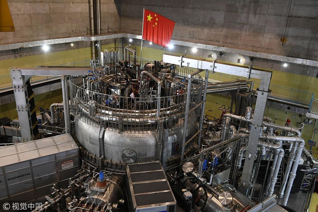 """China crea su propio """"Sol artificial"""" y tiene 7 veces la temperatura del núcleo de nuestra estrella"""
