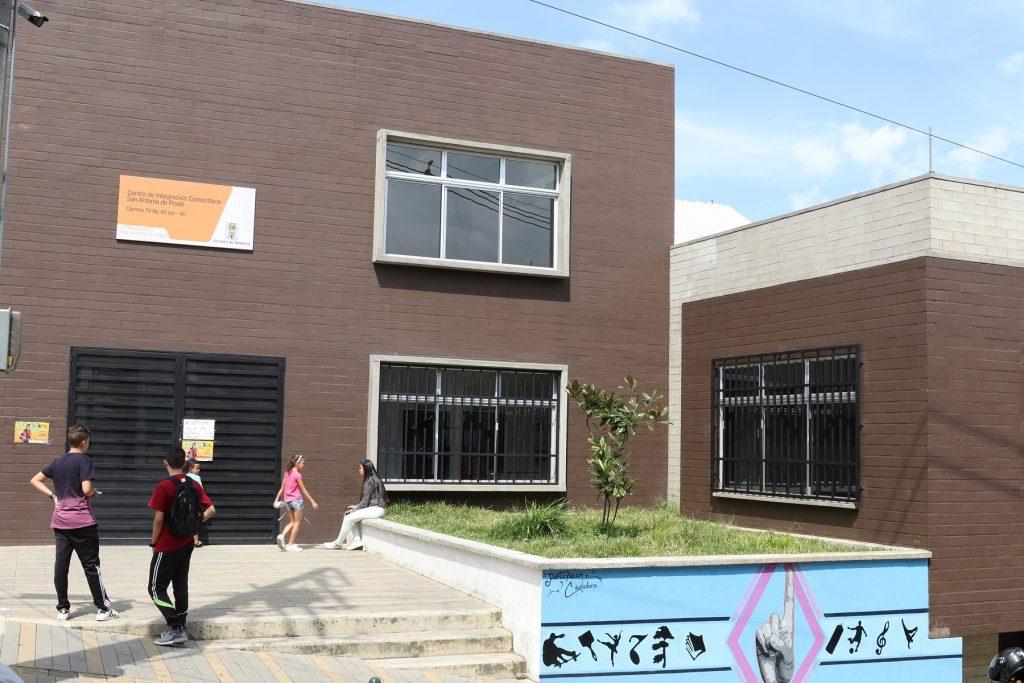Centro de desarrollo Social CDS Parque Principal San Antonio de Prado