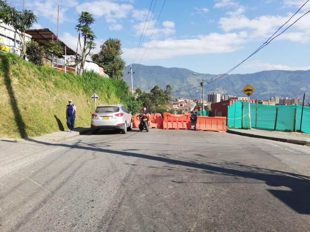 Colapsa Movilidad En San Antonio De Prado