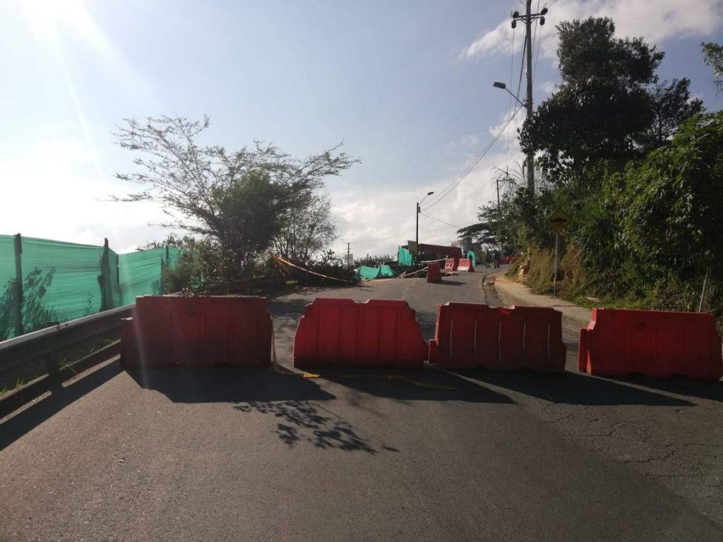 Colapsa Movilidad En San Antonio De Prado2