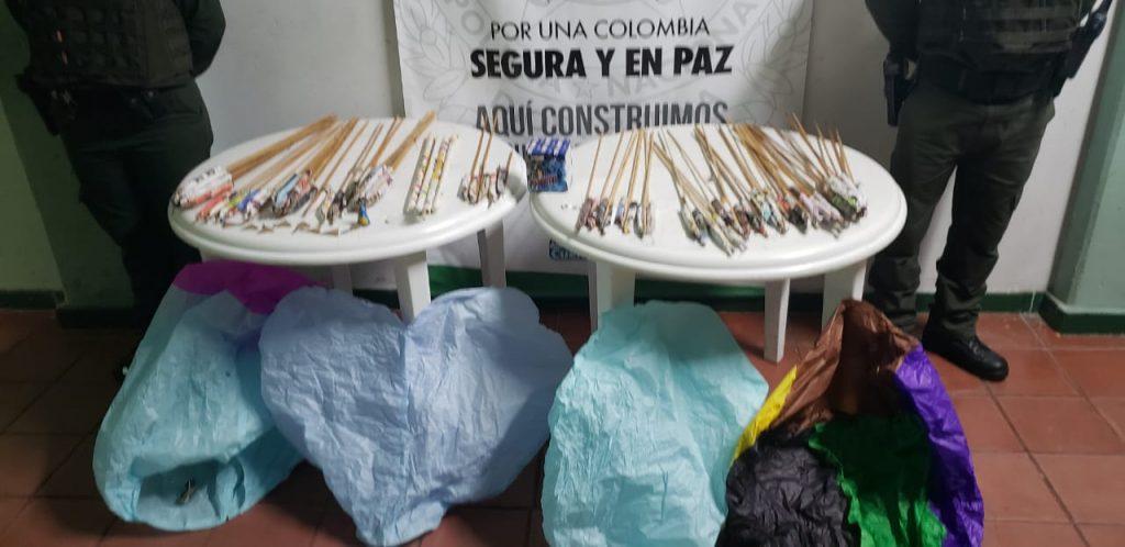 Policía Nacional Intensifica Controles En San Antonio De Prado 1