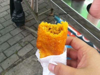 Ahora Sí, Ya Se Pueden Comer Empanadas En Espacio Público¡