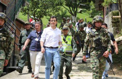 Como Le Fue A La Administracion Municipal De Medellin N Mtaria De Seguridad