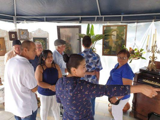 Con Exposición De Imágenes Se Realizó El Lanzamiento De Las Fiestas Patronales