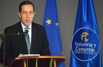Andrés Barreto, Superintendente De Industria Y Comercio Cortesía El Meridiano