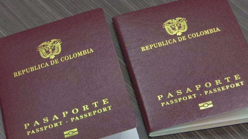 Como sacar y obtener pasaporte en Medellín
