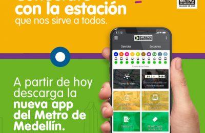 Nueva Aplicacion Del Metro De Medellin 2