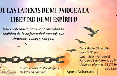 Conferencias Que Mejoran Tu Vida Personal San Antonio De Prado