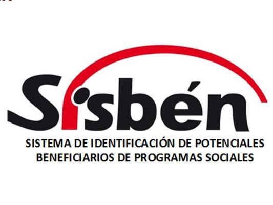 actualizacion del sisben en comunas y corregimientos de Medellín