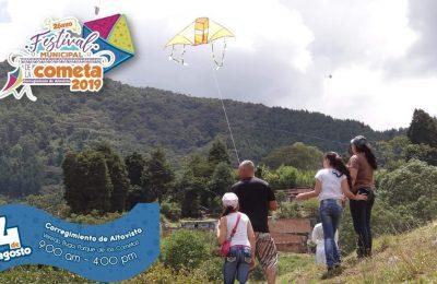 A Volar Con La Imaginación, En El Festival Municipal De La Cometa 2019