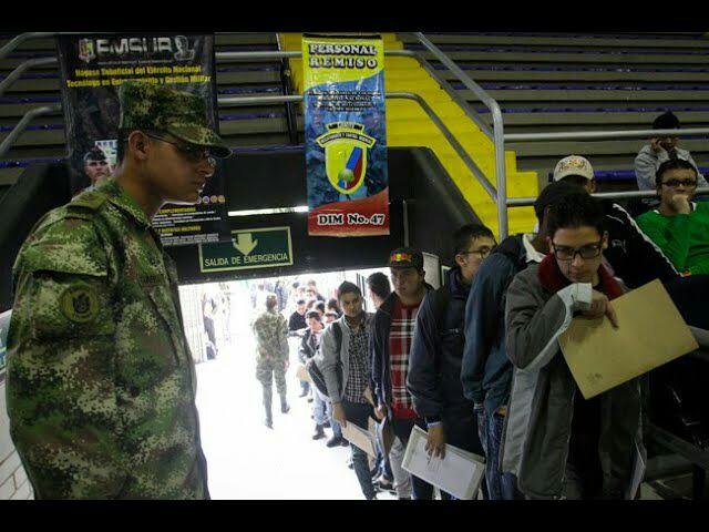 hasta 2020 se define situacion militar en colombia
