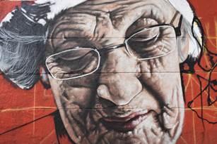 En La Comuna 13 Entregan Murales Conmemorativos A Mujeres Pujantes