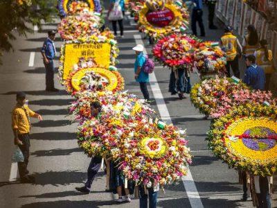 Agéndate Para Que Goces Y Disfrutes Con La Programación De La Feria De Las Flores  Para El 8 De Agosto