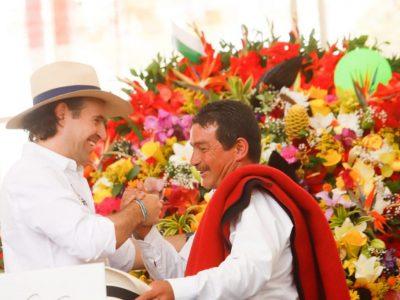 Santa Elena Orgullosa¡ Aquí Los Ganadores Del Desfile De Silleteros En Su Versión 62.
