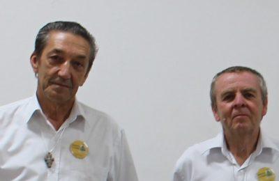 José Bayardo Betancur Y Azarías Betancur Los Dueños De La Parroquia