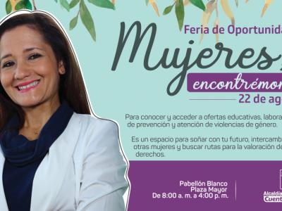 Mujeres De Medellín Y Sus Corregimientos Tendrán Feria De Oportunidades.