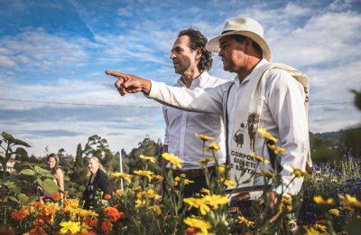 Despedida Del Alcalde De Medellín Federico Gutierrez En La Feria De Las Flores 2019