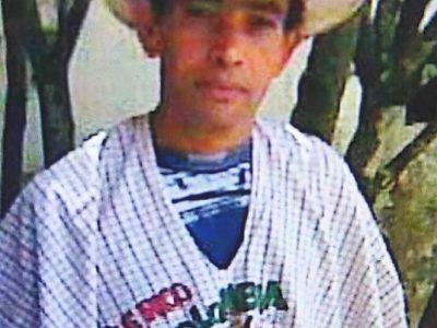 Se Busca Al Señor Gabriel Pulgarín Bolívar