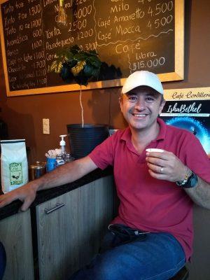 Entre Pasteles, Bares Y Café: Una Aventura De Emprendimiento Con Edison Arango