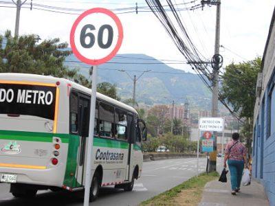 Cuidado! Nuevas Cámaras De Fotomultas En La Vía Hacia San Antonio De Prado
