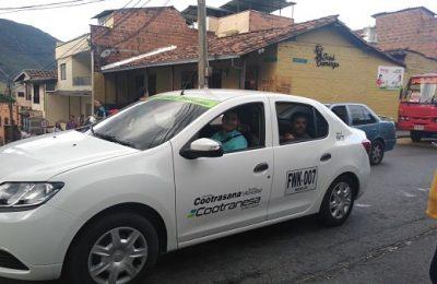 Llega A San Antonio De Prado, El Nuevo Servicio De Taxi Colectivo Veredal.