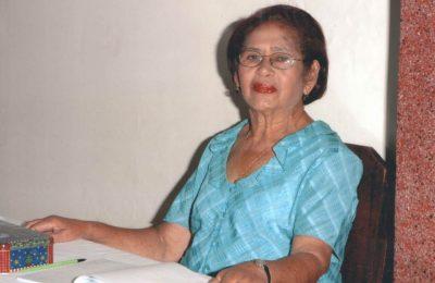 La Profesora Sofía Castro: Toda Vocación De Servicio Y Devoción, Que Viajó De Tierra Caliente A Tierra Fría