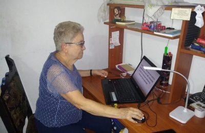 Leonia Betancur: Aprender Para Servir Y Servir Para Aprender