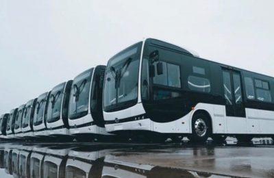 Buses Electricos De Medellin 2019