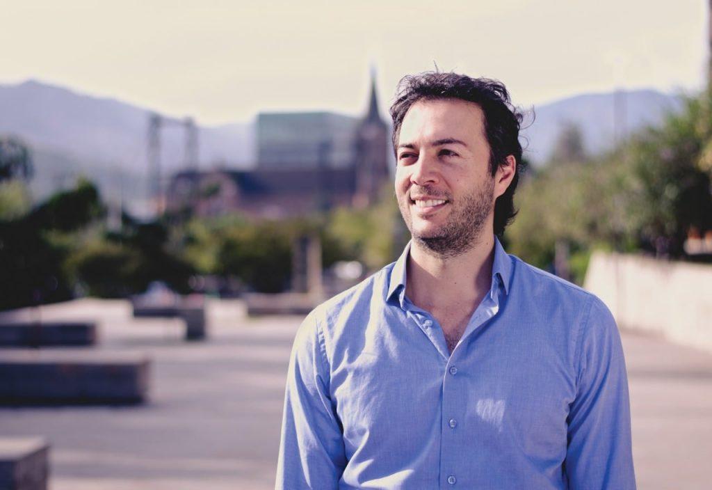 Daniel Quintero – Alcalde de Medellín