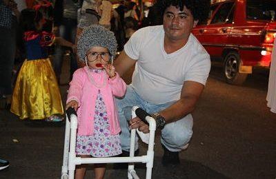 La Felicidad Del 31 De Octubre, Vuelve A Los Niños De San Antonio De Prado