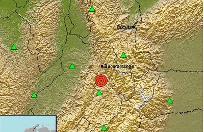 Temblor Se Sintio En Medellin Opt