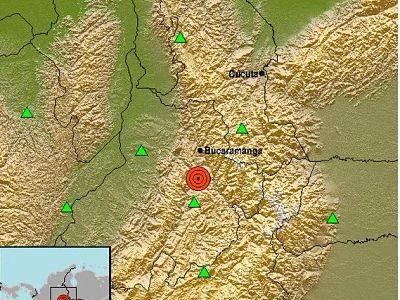 Temblor Se Siente En Medellín