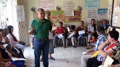 Alexander Naranjo, Un Líder Enamorado Del Territorio