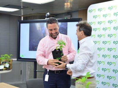 EPM Comprometida Con El Medio Ambiente Y Los Municipios Del Valle De Aburrá