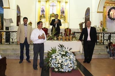 """Javier, """"El Amiguito De La Paz"""""""