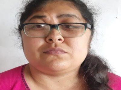 María Gabriela Vargas Miranda, Candidata Al Comité Comunal De Inclusión San Antonio De Prado